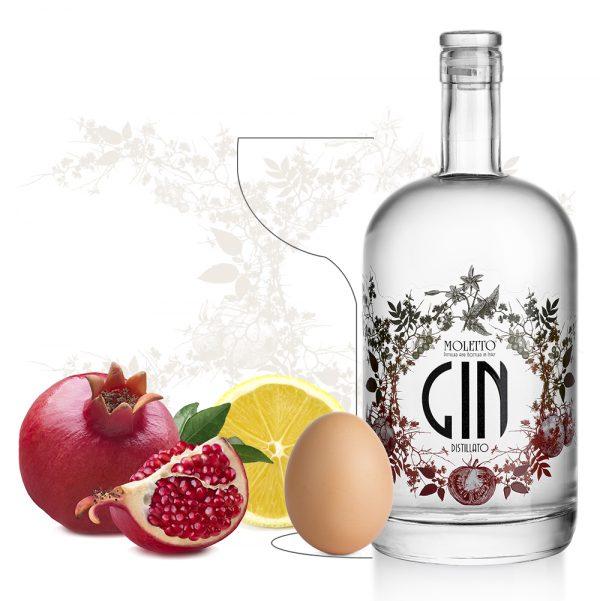 CLOVER CLUB featuring Moletto Gin